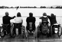 Wakeboarding vozíčkářů