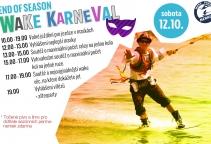 Wake Karneval, zakončení sezóny