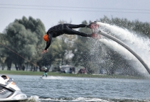 Flyboard exhibice
