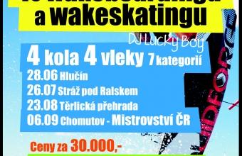 Mistrovství ČR 2014 ve wakeboardingu a wakeskatingu