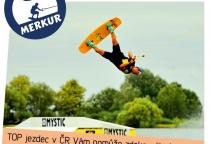 Profesionální trenér wakeboardingu